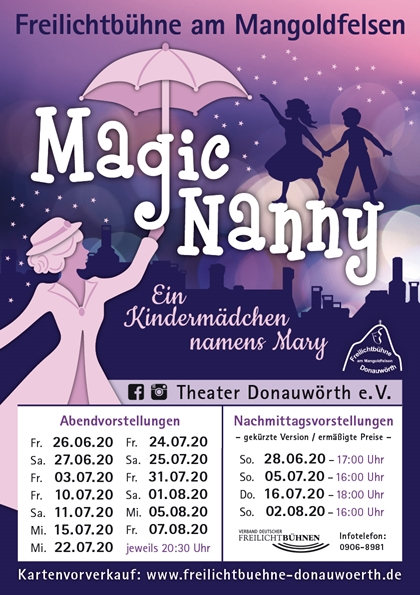 Magic Nanny Plakat1